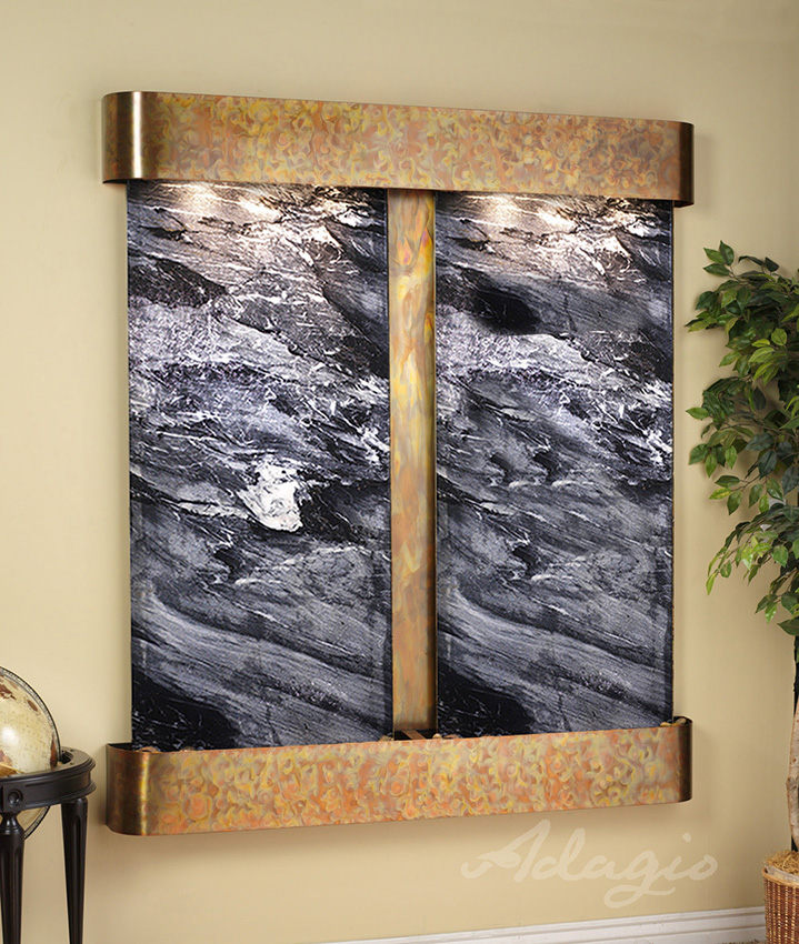 ... Wall Mounted Water Features