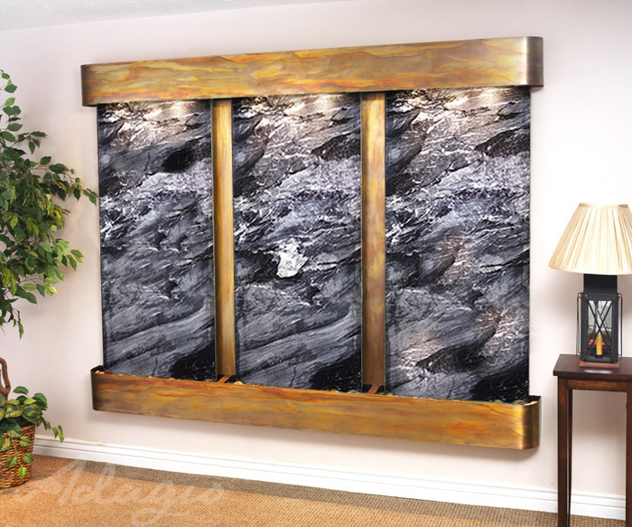 Three reasons why you need to purchase a wall mounted - Wall mounted water feature ...